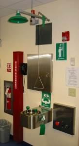Emergency Shower photo